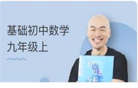 初中数学九年级上-基础同步视频课程 赵虤47集