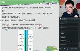 【2020-寒】初一大科学直播目标班(全国版)杨盟