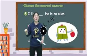 【2019-春】学而思一年级英语勤思班