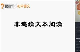 2019-春初中语文阅读写作系统班(木木)跟谁学