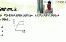 【中考化学冲刺营】目标重点高中班(作业帮)
