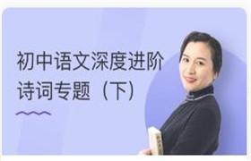 初中语文深度进阶诗词专题(下)黄鹤 39个视频