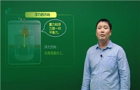 微课网 初中物理八年级下册同步课堂视频 孙沣22节