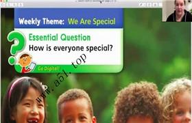 美国加州语文wonders Gk外教教学视频+讲义