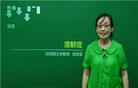 微课网 初中化学九年级下册同步课堂视频 16节
