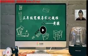 (91好课)三年级数学寒假导引刷题班 黄骥