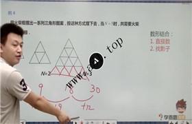 学而思在线 三年级数学暑假创新班 王睿