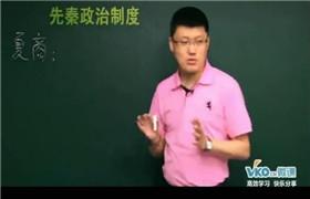 中国古代的中央集权制度(微课网 袁腾飞)10讲