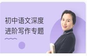 初中语文深度进阶写作专题 黄鹤 48个视频