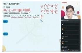 学而思 韩春成【2021-春】初三数学直播菁英班(全国北师) 百度网盘分享