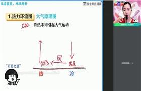 黄怿筱2021高二地理暑期班 作业帮