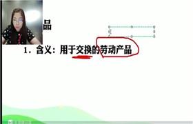 王雪【2020】高三政治全年联报班 有道精品