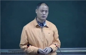 推拿学基础28讲 成都中医药大学 廖品东 彭德忠主讲88011