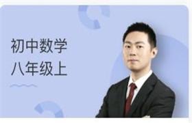 初中数学八年级上同步提高视频课程 王志轩51集